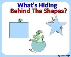 Whats Hiding Behind The shapes ebook