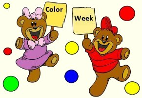 Preschool Color Theme