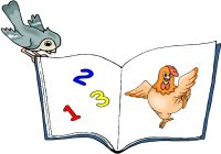 Printable books for preschool kids, toddlers and young children ages 1 to 6 and some books are in Spanish!