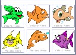 Printable Activity Pages 6 small fish